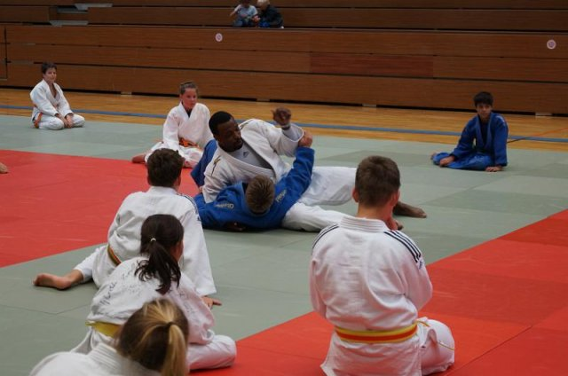 Back to School Randori-Training